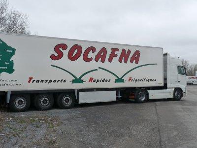 Une partie de la flotte de chez SOCAFNA près à partir dimanche matin