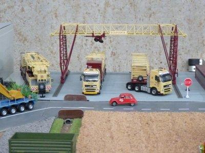 Expo Mini- Agri la partie TP camions