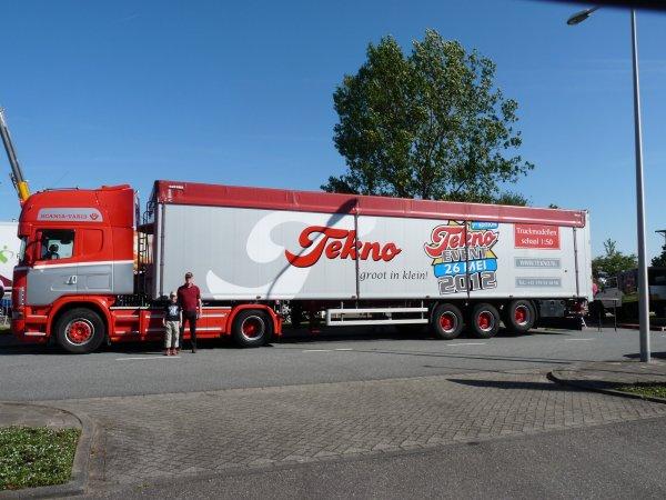 Tekno Event 2012 j'y étais......   Trop fort ces Hollandais