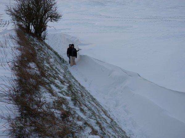 Neige le Nord est paralysé beaucoup d'axes coupés