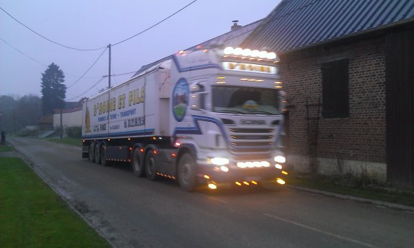 Transports D'HOINE ET FILS
