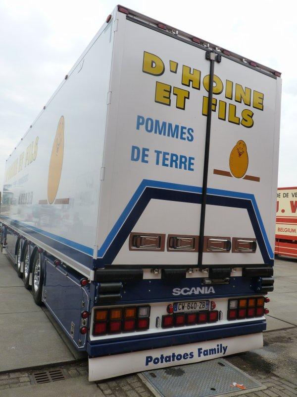 Transports D'HOINE ET FILS un magnifique ensemble