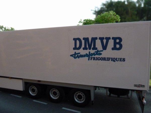 DMVB Transports en miniatures