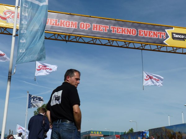 Tekno Event 2015  encore une bonne journée