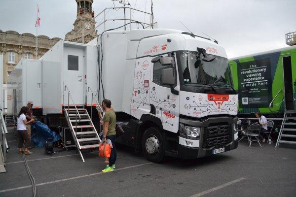 le Tour de France fait étape à Cambrai