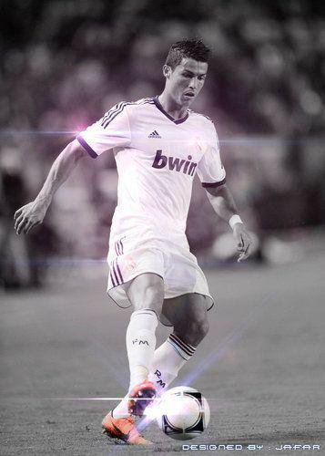 Congratulations Ronaldo, 10 years as a Professional player!