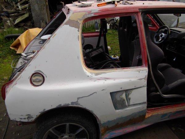 kit carrosserie
