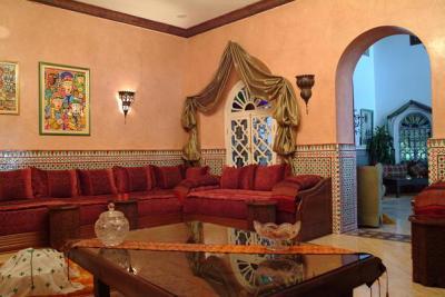 Le Salon Marocain C Est Manifique Voila Notre Maroc Le