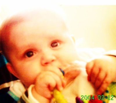 mon petit fils