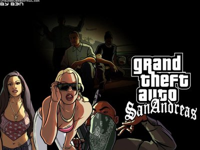 GTA SAN ANDREAS blog : presentation