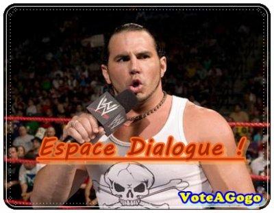 Espace Dialogue !