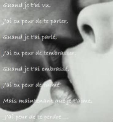 Je T Aime Poeme