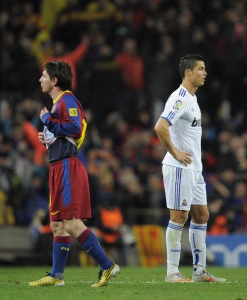 Les deux meilleurs joueurs de la planète se tournent le dos.