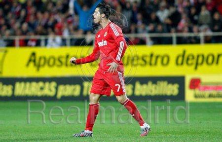 Le Real Madrid écrase Fc Seville  6-2