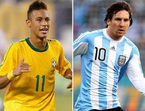 Messi trouve que Neymar est un grand joueur