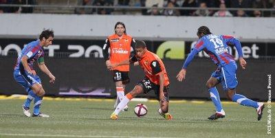 FCL / SMC : Lorient bute sur Caen