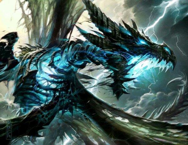Dragons maléfiques