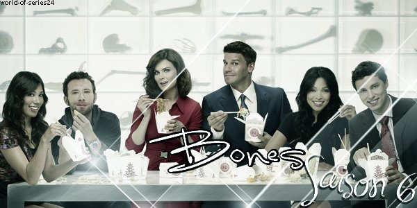 SAISON 6 (Bones)