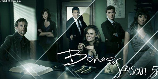 SAISON 5 (Bones)