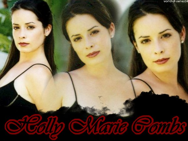 Biographie de Holly Marie Combs (Charmed)