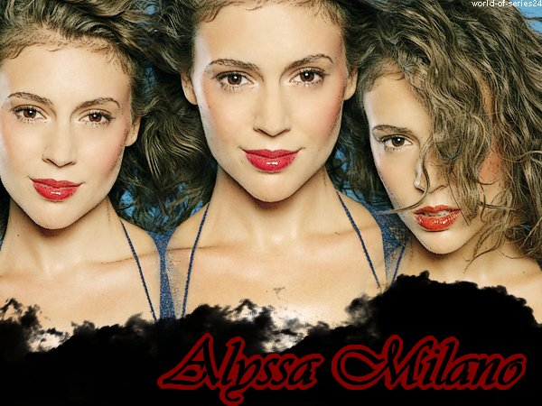 Biographie d'Alyssa Milano (Charmed)