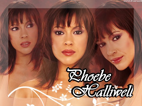Le personnage de Phoebe Halliwell (Charmed)