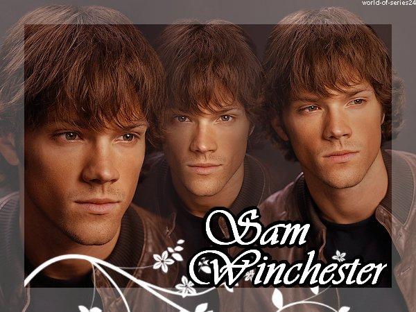 Le personnage de Sam Winchester (Supernatural)