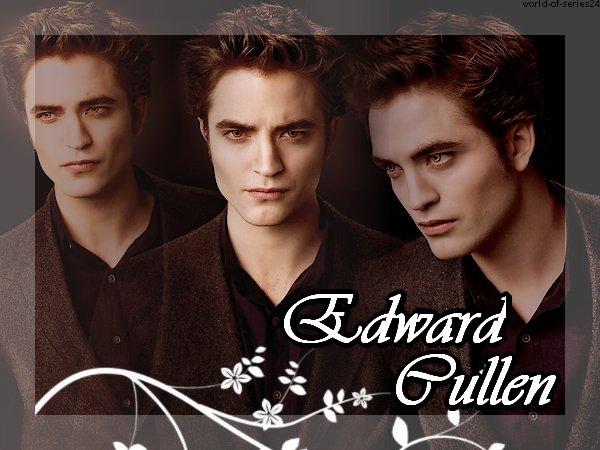 Le personnage d'Edward Cullen (Twilight)