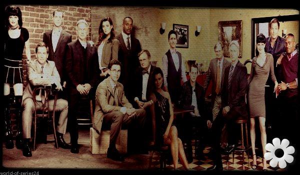 """Présentation de la série """"NCIS"""""""