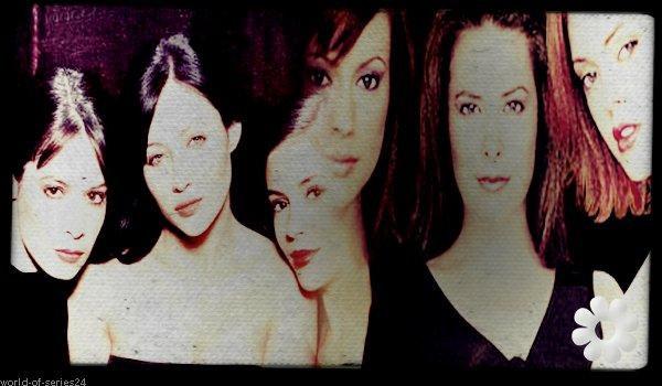 """Présentation de la série """"Charmed"""""""