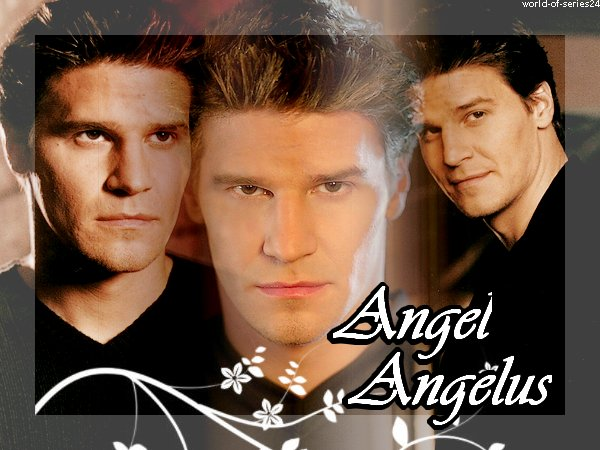 Le personnage de Angel (Buffy contre les vampires/Angel)