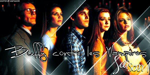 SAISON 1 (Buffy contre les Vampires)