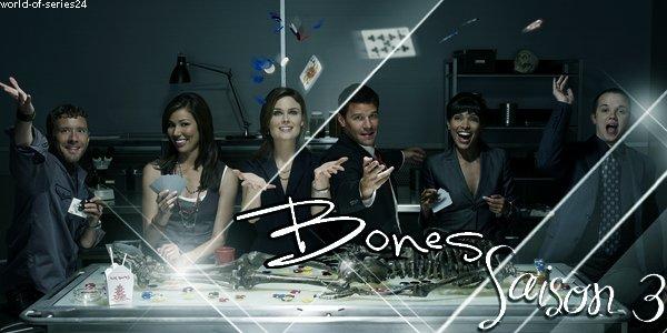 SAISON 3 (Bones)