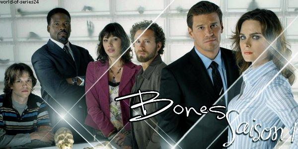 SAISON 1 (Bones)