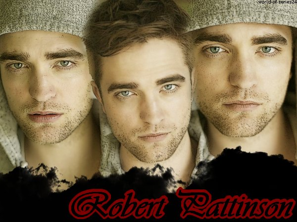 Biographie de Robert Pattinson (Twilight)