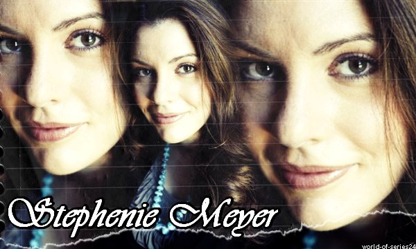 Biographie de Stephenie Meyer