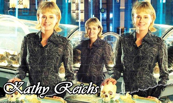 Biographie de Kathy Reichs