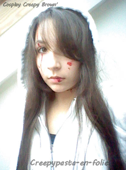 Cosplay Creepy Brown'