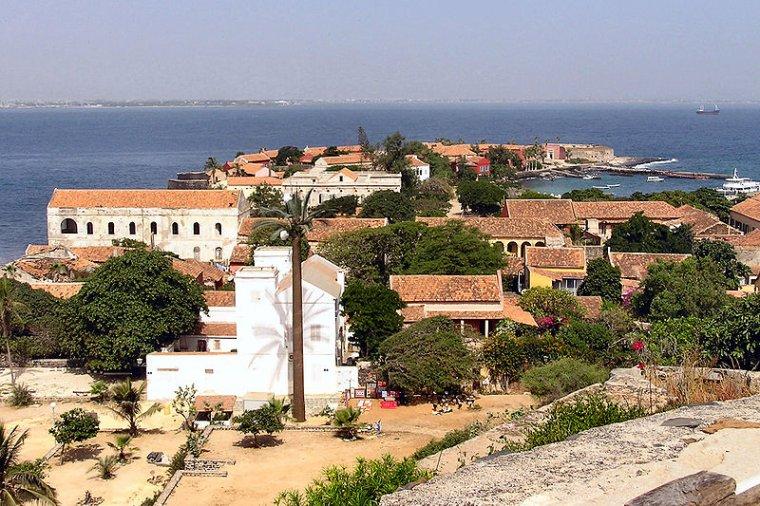 l'ile de Gorée