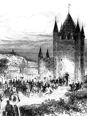 les mensonges de l histoire :  la peur de l an mille  et le Moyen Age