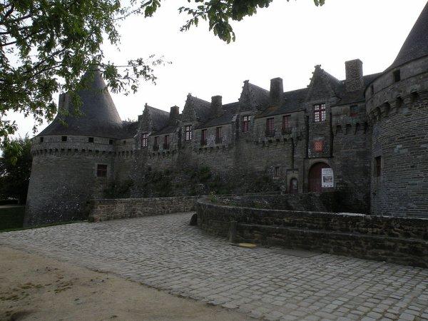 le château de Pontivy