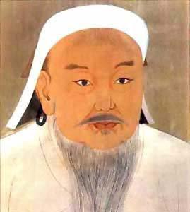 Gengis Khan (1155-1227)