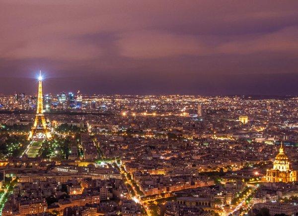 l' histoire de l'éclairage public en France