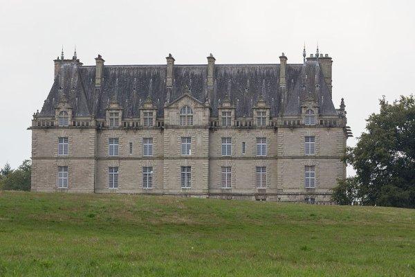 le château de laGrée de Callac