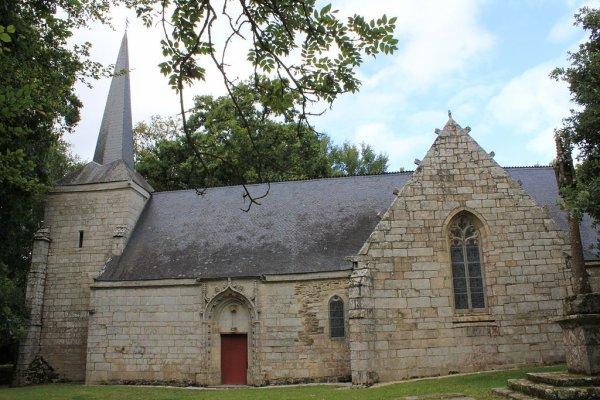 """la chapelle de Gozahé""""  Pontivy"""