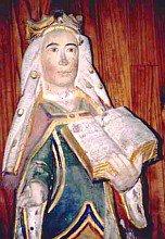 la legende de saint Gildas et Ste Triphine
