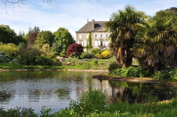 les jardins botaniques de Haute Bretagne