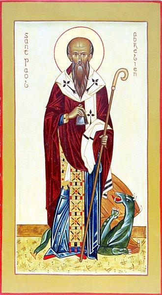 les sept saints fondateurs de la Bretagne