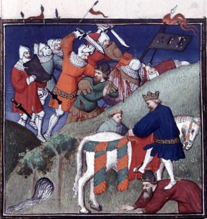 la bataille de Manzikert:le 26 août 1071  aviez vous appris çà à l'école?