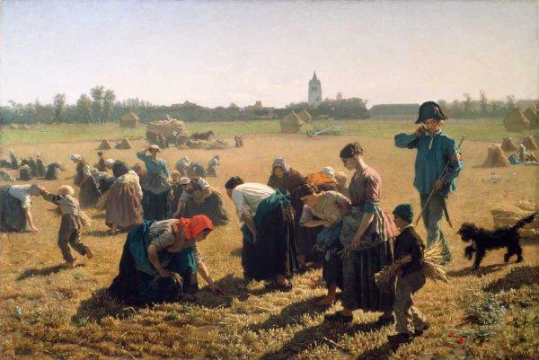 quelques oeuvres de Jules Breton